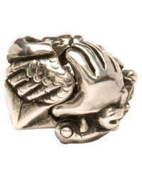 Trollbeads | Metallic Bead Of Fortune Charm | Lyst