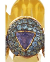 Daniela Villegas - Multicolor One Of A Kind Multi Ma'at Ring - Lyst