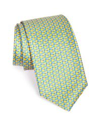 Robert Talbott - Blue 'best Of Class' Woven Silk Tie for Men - Lyst