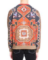 Givenchy - Multicolor Persian Print Cotton Sweatshirt for Men - Lyst