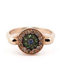 Ileana Makri | Pink Iris Ring | Lyst