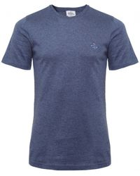 Vivienne Westwood - Blue Orb T-Shirt for Men - Lyst