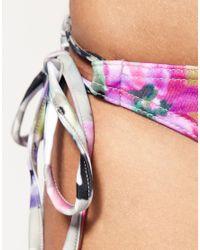 Freya - Multicolor Tabu Print Rio Tie Side Brief - Lyst