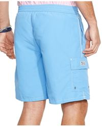 Polo Ralph Lauren - Blue Big And Tall Kailua Swim Trunk for Men - Lyst