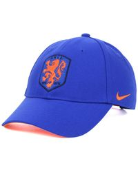 Nike - Blue Netherlands World Cup National Team Core Cap for Men - Lyst