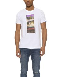 2 X H Brothers - White Mads T-shirt for Men - Lyst
