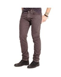 Denim & Supply Ralph Lauren - Gray Slim-fit Jean for Men - Lyst