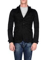 Gazzarrini - Black Blazer for Men - Lyst