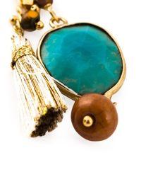 Gas Bijoux   Blue 'serti Pondichery' Earrings   Lyst