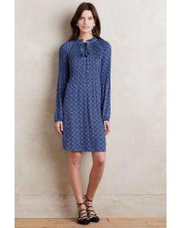 Meadow Rue - Blue Saoirse Tunic Dress - Lyst