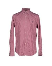 Pink Pony - Purple Shirt for Men - Lyst