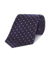 Paul Smith - Blue Regular Multi Spot Tie for Men - Lyst