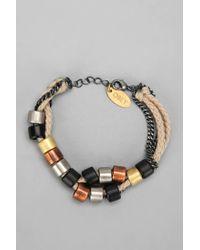 Obey | Multicolor Dharma Bracelet for Men | Lyst