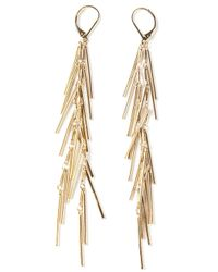 Isabel Marant - Metallic Linares Earrings - Lyst