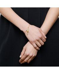 Lulu Frost - Metallic Panoptes Bracelet - Lyst