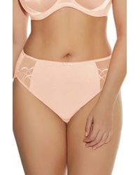 Elomi - Pink 'cate' Briefs - Lyst