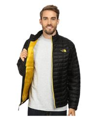 The North Face | Black Thermoball™ Full Zip Jacket for Men | Lyst