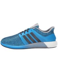 Adidas | Blue Solar Boost for Men | Lyst