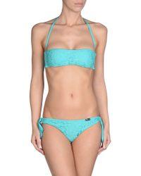 Blumarine | Blue Bikini | Lyst