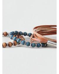 TOPMAN | Multicolor Bohemian Bracelet Multipack* for Men | Lyst