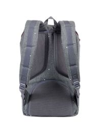 Herschel Supply Co. - Gray 25l Little America Nylon Backpack for Men - Lyst