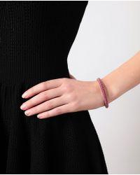 Carolina Bucci - Blue Twisted 18k Gold-plated Sterling Silver Bracelet - Lyst