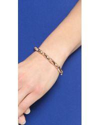 Pamela Love - Pink Thin Sun Cuff Bracelet - Lyst