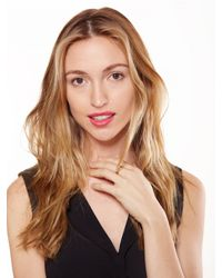 BaubleBar - Metallic Crystal Circle Trio - Lyst