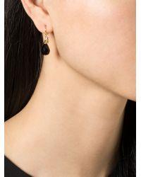 Wouters & Hendrix   Black Onyx Earrings   Lyst