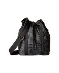 LeSportsac | Black Bucket Bag | Lyst