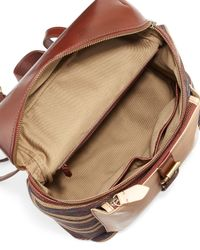 Kelsi Dagger Brooklyn - Brown Metro Buckle Combo Backpack - Lyst