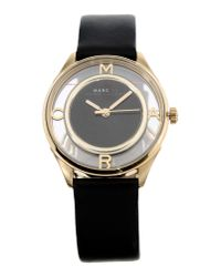 Marc By Marc Jacobs | Black Wrist Watch | Lyst