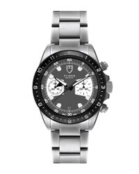 Bamford Watch Department | Multicolor Light Grey Tudor Chrono With Black & White Detailing | Lyst