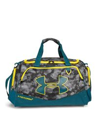 Under Armour | Gray Lightweight Duffel Bag for Men | Lyst