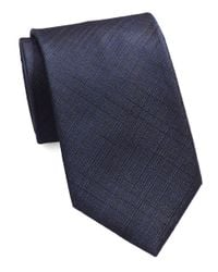 William Rast | Blue Super Fine Silk Tie for Men | Lyst