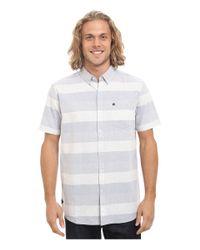 Rip Curl - Natural Kelso Short Sleeve Shirt for Men - Lyst