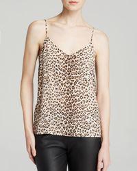 Equipment | Multicolor Cami - Layla Classic Leopard | Lyst
