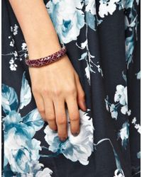 Tokyo Jane | Multicolor Porcelain Bracelet | Lyst