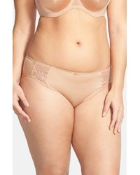 Elomi | Natural 'Caitlyn' Briefs | Lyst
