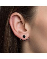 Pamela Love   Metallic 3 Gravitation Earrings   Lyst