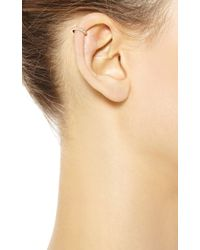 Elise Dray - Metallic Cartilage Clip Earring - Lyst