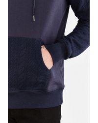 Timberland - Blue Mason Hooded Sweatshirt for Men - Lyst
