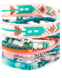 Hipanema   Blue 'maupiti' Bracelet   Lyst
