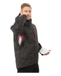 The North Face | Black Hickory Pass Jacket for Men | Lyst