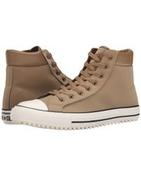 Converse   Natural Chuck Taylor® All Star® Boot Pc for Men   Lyst