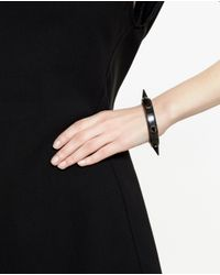 Parts Of 4 | Black Bone Spike Bracelet | Lyst