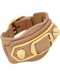Balenciaga | Natural Ligne Classic Bracelet | Lyst