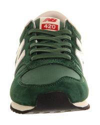 New Balance - Green U420 for Men - Lyst