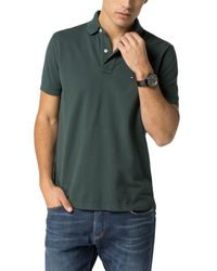 Tommy Hilfiger - Green Tommy Top for Men - Lyst