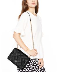 kate spade new york - Black Emerson Place Vivenna - Lyst